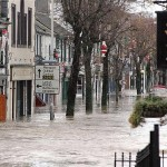 Devastating Nature Conditions Over Europe