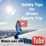 Safety Tips For Winter Sports Trip
