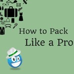 Step-by-step Instruction of How to Pack Your Bag