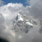 Strong Blizzards Fall over Nepal's Hiking Routes Taking Trekkers' Lives