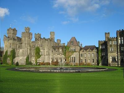 Top 5 Luxury Castle Hotels In Ireland Globelink Co Uk