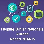 FCO's Helping British Nationals Abroad Report 2014/15