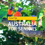 Australia Travel Tips and Hazards for Seniors