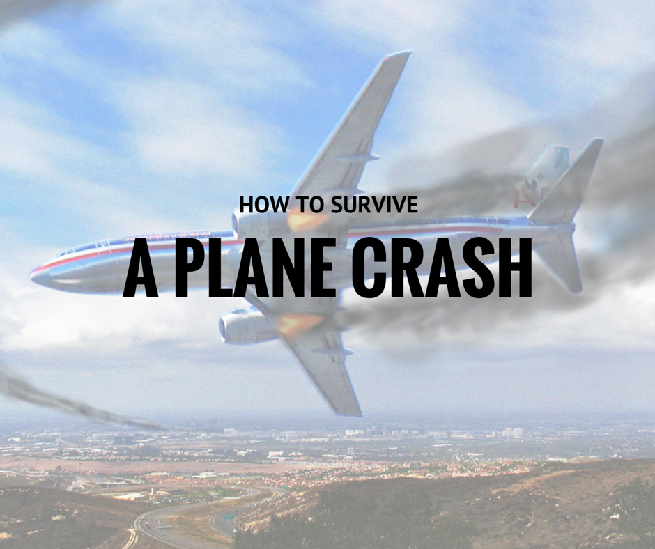 Tips On How To Survive A Plane Crash Globelink Co Uk