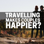 Why Travelling Makes Couples Happier