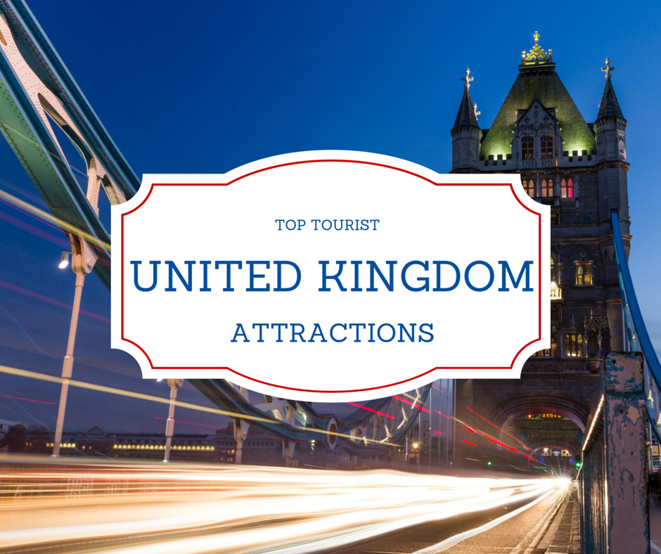 top 10 tourist attractions in the uk From london to edinburgh, get the definitive guide to britain's best castles, monuments and museums with our top 10 must-go tourist attractions in the uk.