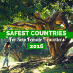 The Safest Countries for Solo Female Travellers