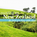 Moving to New Zealand from the UK