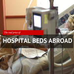 The Real Price of Hospital Beds Abroad