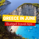 Greece in June: How to Travel on a Budget?