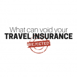 Common Factors that Void Travel Insurance