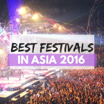 4 of the Best Festivals to Visit in Asia in 2016