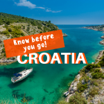 5 Things to Know Before Going to Croatia