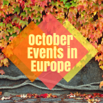 10 Entertaining Events in Europe to Attend in October