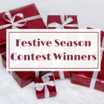 Congratulations to the Festive Season Contest Winners