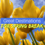 8 Great Destinations for Spring Break