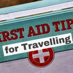 5 First-aid Tips for Travelling