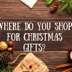 Where Do You Shop for Christmas Gifts?