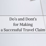 Do's and Dont's for Making a Successful Travel Insurance Claim