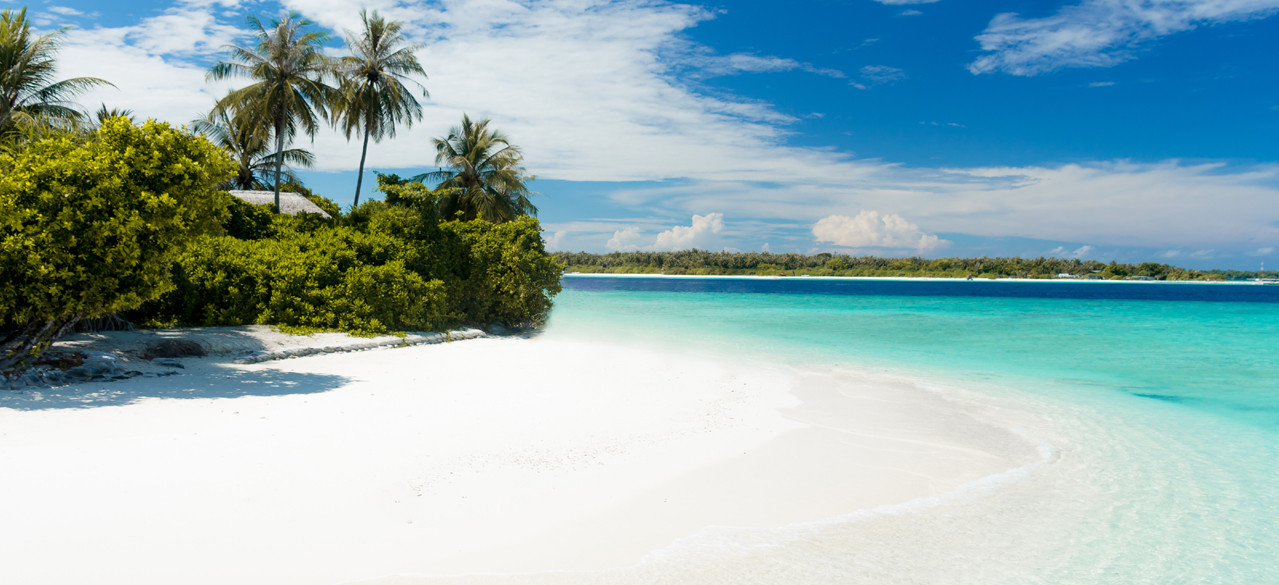 Deserted Tropical Island: A Picture Of A Deserted Island