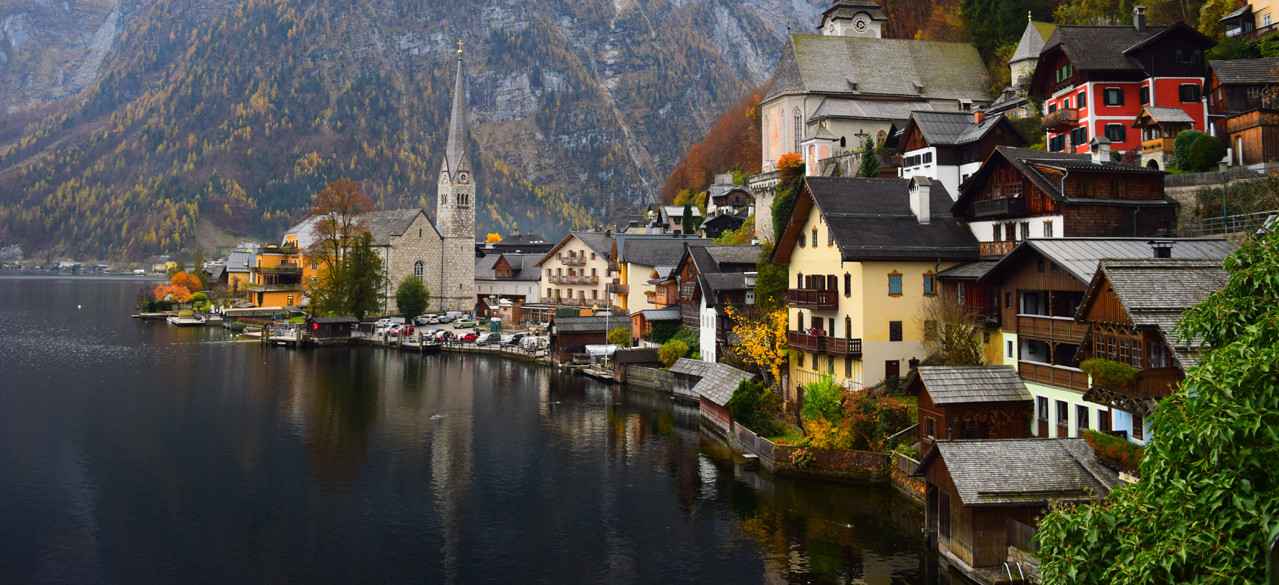 tourist attractions in austria