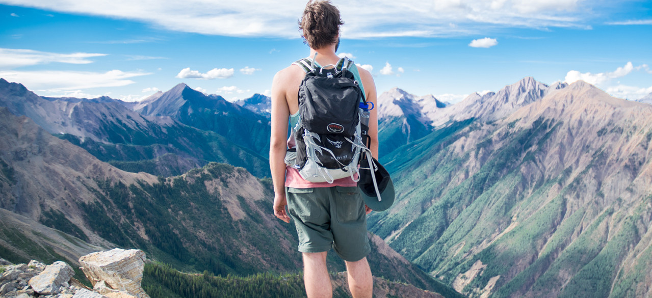 hiking changes your brain