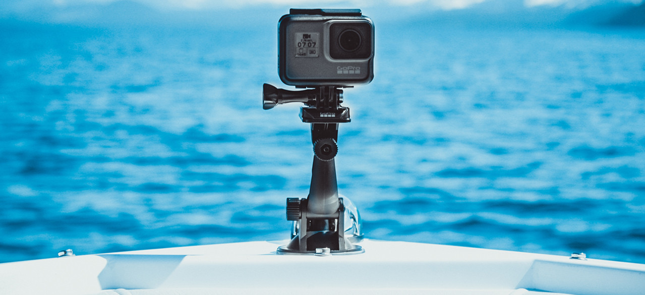 GoPro for water sports