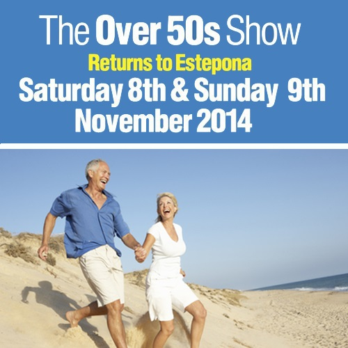 Estepona Over 50s Show