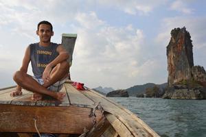 Norbert Figueroa in Krabi