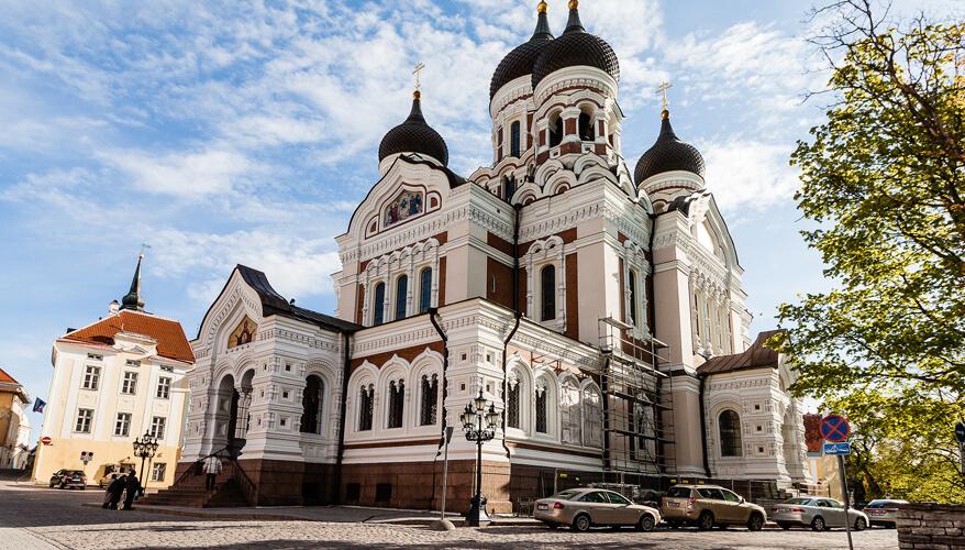 St. Aleksander Nevsky's Cathedral
