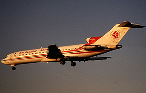 Air Algerie Plane Crashes