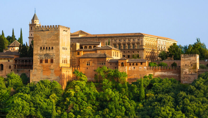 The Royal Palaces of Alhambra