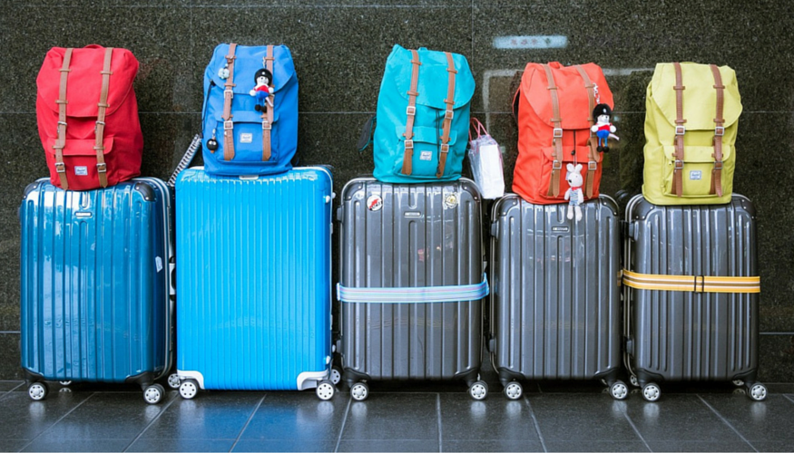 baggage and luggage