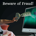 beware of fraud