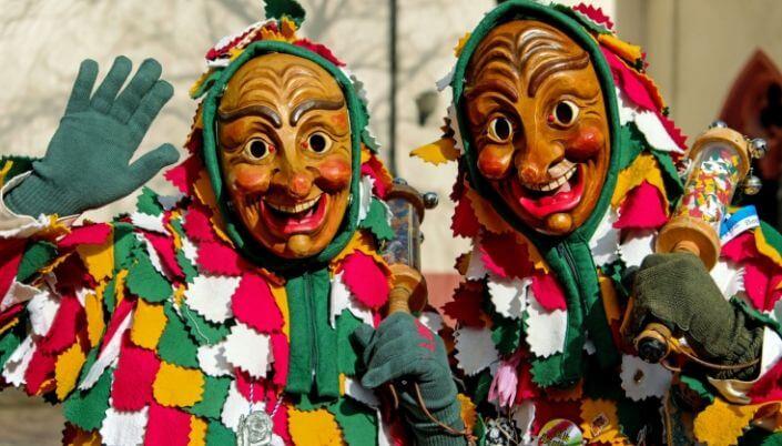 Carnival de Binche