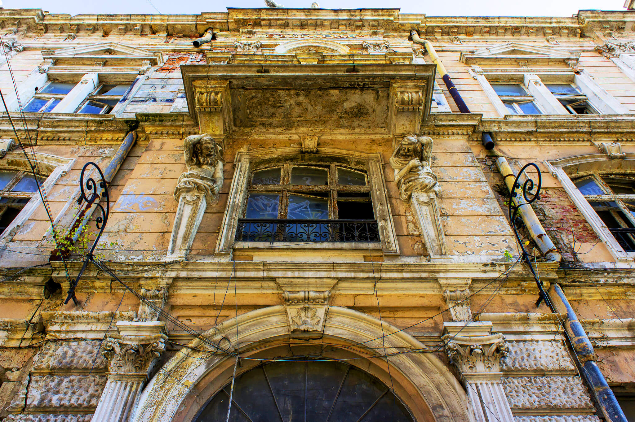 Bulgaria architecture