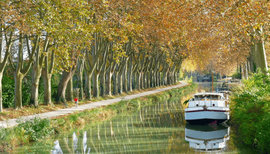 Canal journey