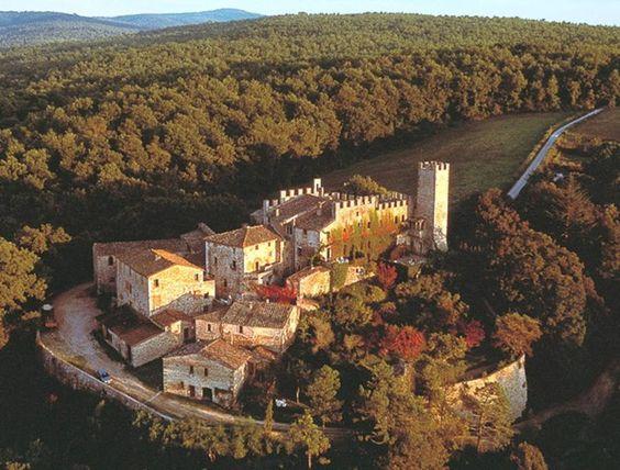 castelnuovo castle