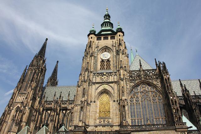 Praguec astle