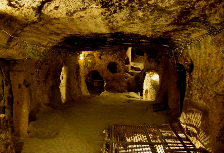The City Underground