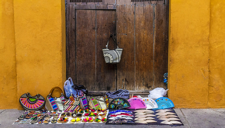 Colombian goods