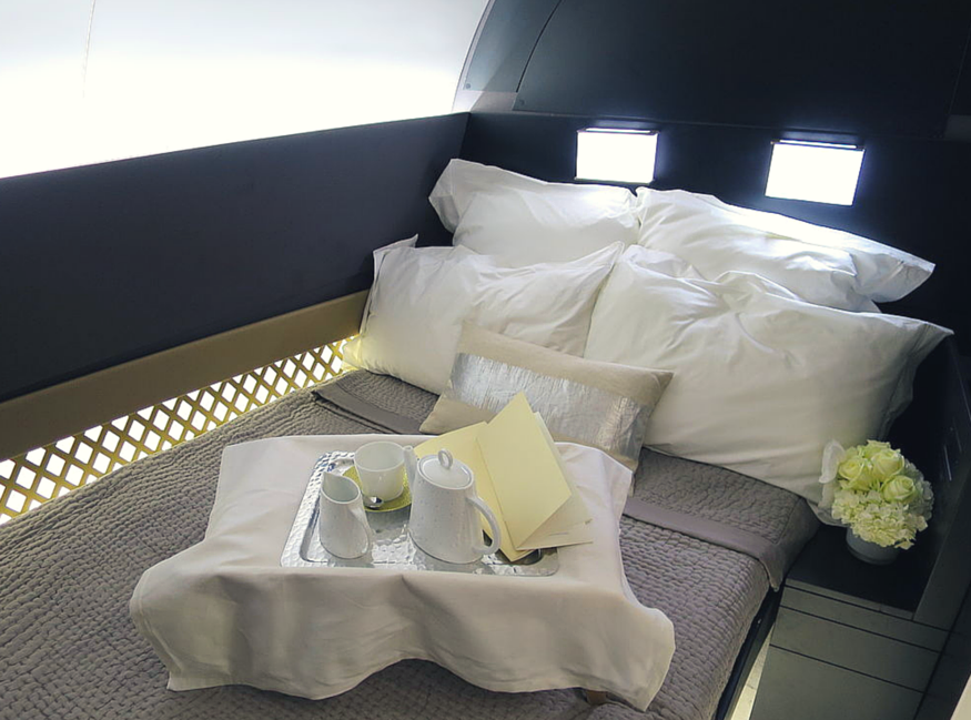 Like a Boss: 5 Most Luxurious First-Class Airlines ...