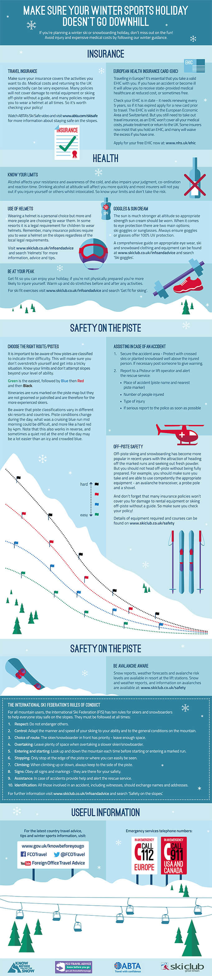 FCO winter sports