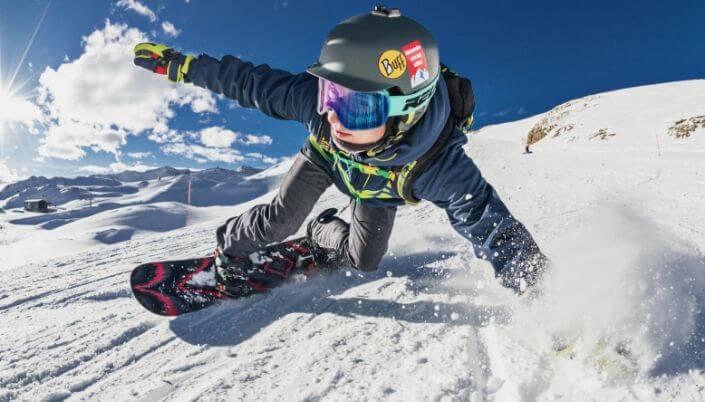 Snowboarding Championships