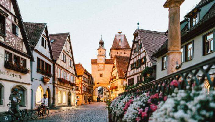 Top places for seniors to visit in Germany