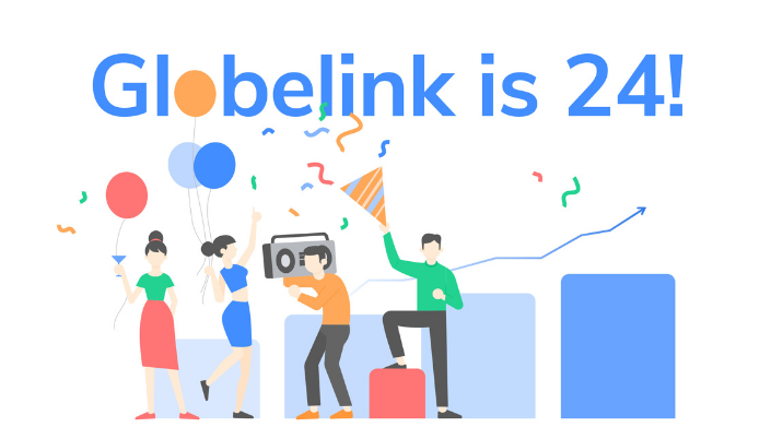 Globelink birthday