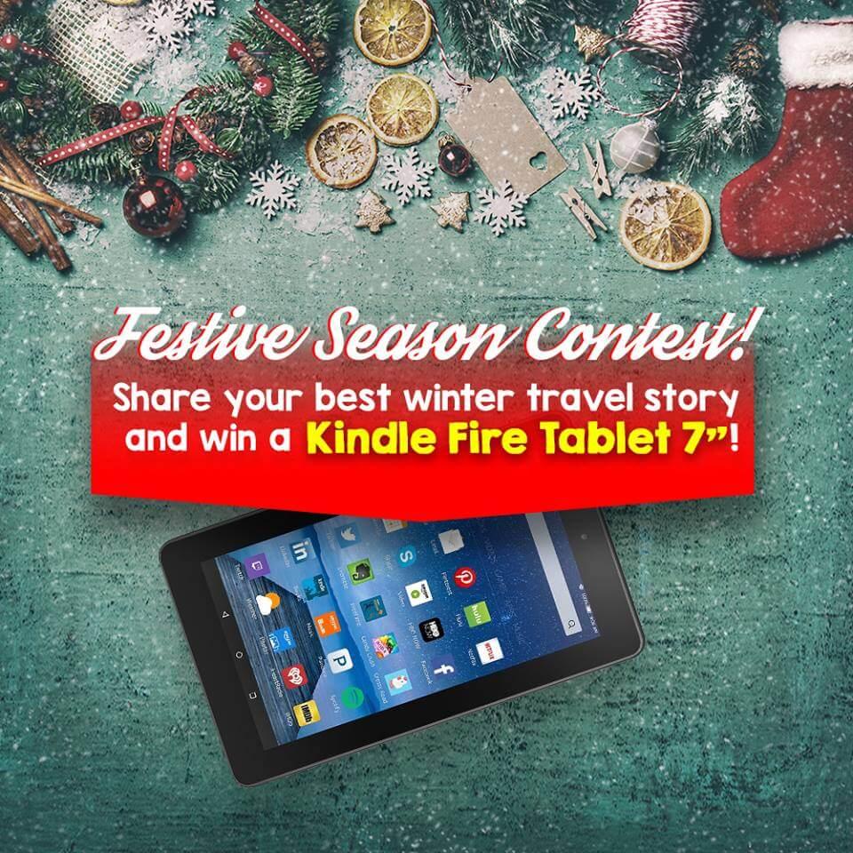 Globelink festive season contest