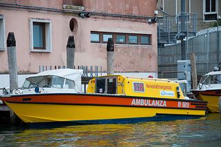 Boat in Italy