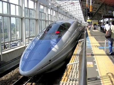 Japanese train
