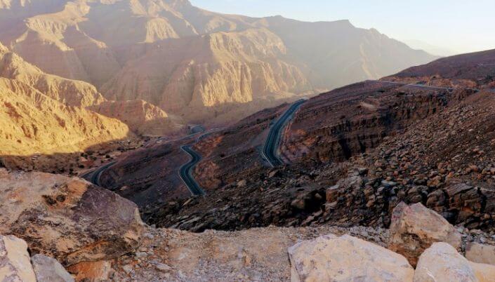 Jebel-Nakug, Saudi Arabia